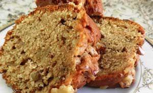 Cevizli Kek Tarifi - Resimli-Kolay-Pratik Yemek Tarifleri