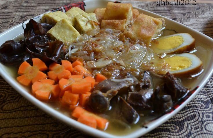 Diah Didi's Kitchen: Resep Timlo Solo...