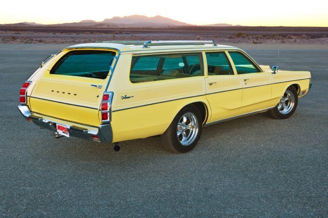 ◆1972 Dodge Monaco Wagon◆