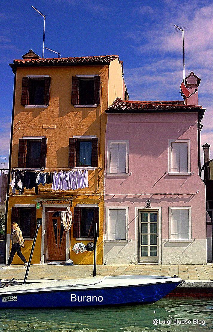 Burano by L.Spagnolo
