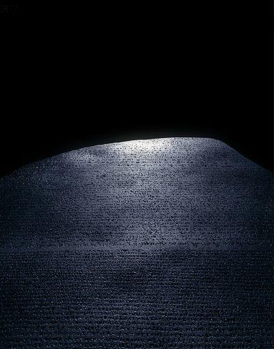 Joan Fontcuberta: Semiopolis: Rosetta, 2000