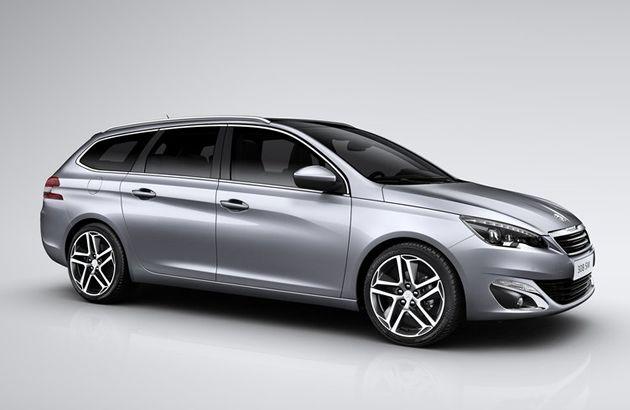 Yeni Peugeot 308 SW tanıtıldı