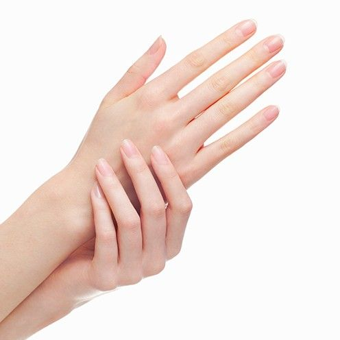 Repair damaged nails with the IBX system - damaged nails - repair broken nails - Good Housekeeping