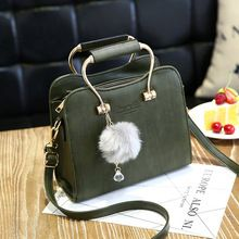 187e942b00 The New 2017 Tide Handbags for Women Fashion Contracted Inclined Shoulder  Bag Handbag Joker Flap Shell