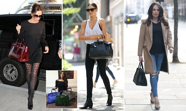 Star of Posh Pawns reveals how you can buy a Birkin | Daily Mail Online