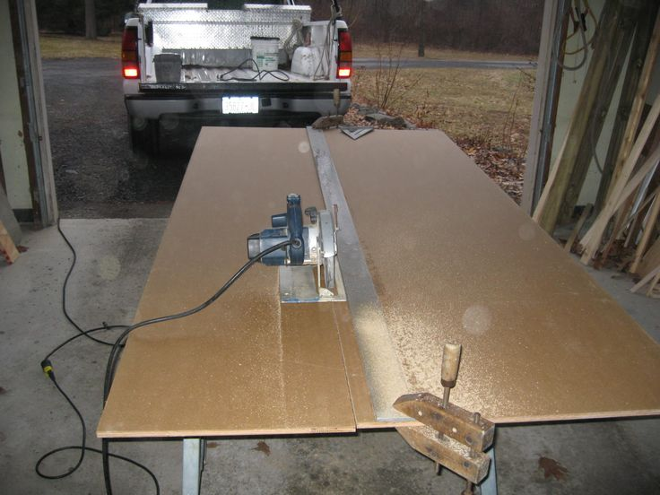Medium Density Overlay Board ~ Best images about how to build a miter saw bench on