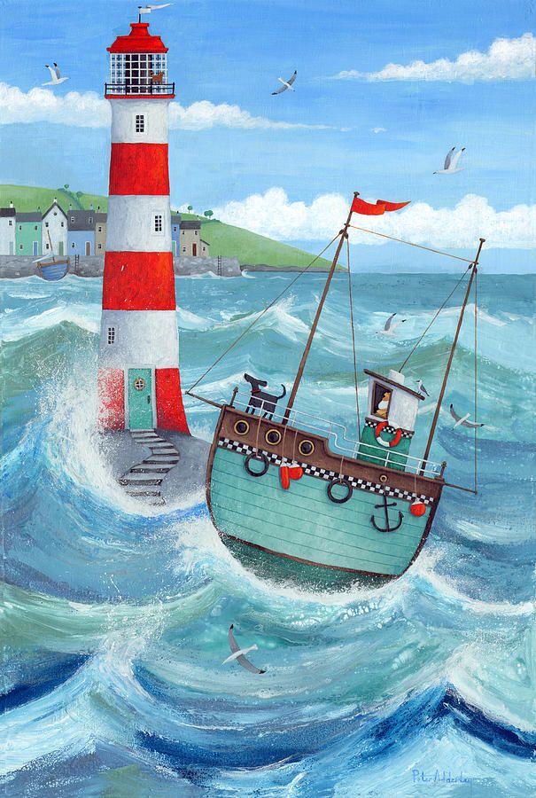 """Lighthouse"" Peter Adderley"