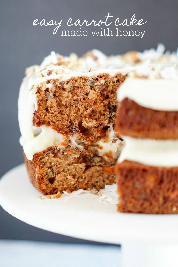 The Best Simple Carrot Cake Recipe With Cream Cheese Icing Lemon Peony Recipe Carrot Cake Recipe Easy Cake Recipes Savoury Cake