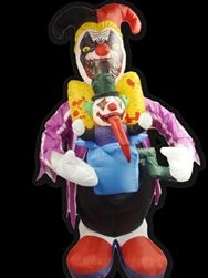 Mascotte Clown Inflatable Costumes |Halloween Clown Inflatables