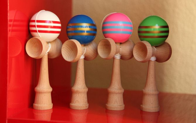 Cheapest price in town!!! Kendamas | Now Yours