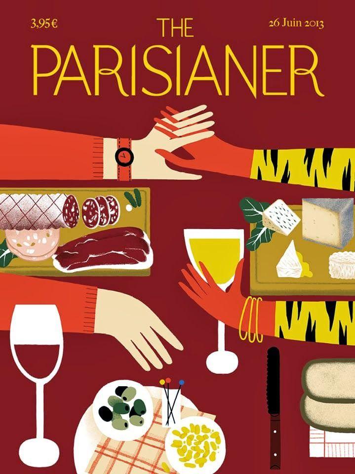 Amélie Falière : Portfolio : Illustrations adultes
