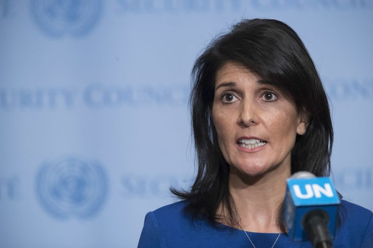 atOptions =  'key' : 'bf2bff4e7fb67164ce567db083d9e759', 'format' : 'iframe', 'height' : 90, 'width' : 728, 'params' :  ; document.write('');      Nikki Haley, U.S. ambassador to the United Nations. (Mary Altaffer/Associated Press)   PRESIDENT TRUMP'S relations with,... http://usa.swengen.com/the-u-s-should-use-its-leverage-on-syria/
