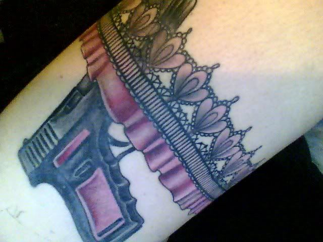 Garter Tattoo Picture At CheckoutMyInkcom