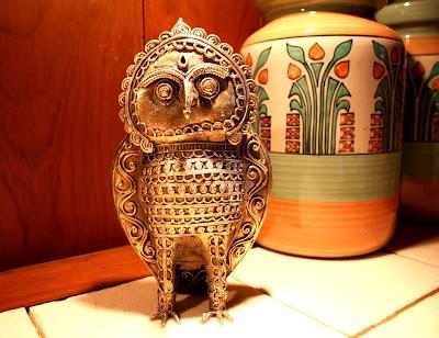 Indian brass artefact