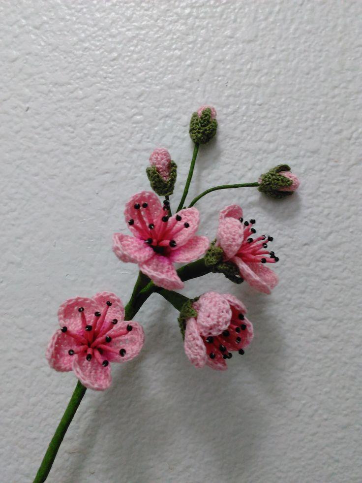 3895 besten Flores en crochet Bilder auf Pinterest | gehäkelte ...