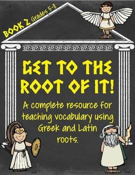 Greek and latin roots book 2 unit 5 school