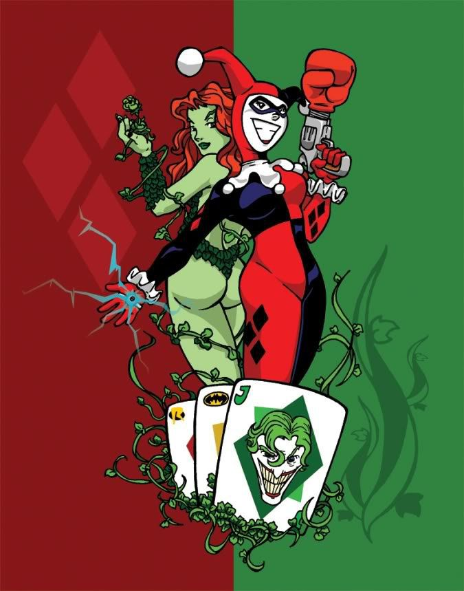 24 best harley and ivy images on pinterest poison ivy
