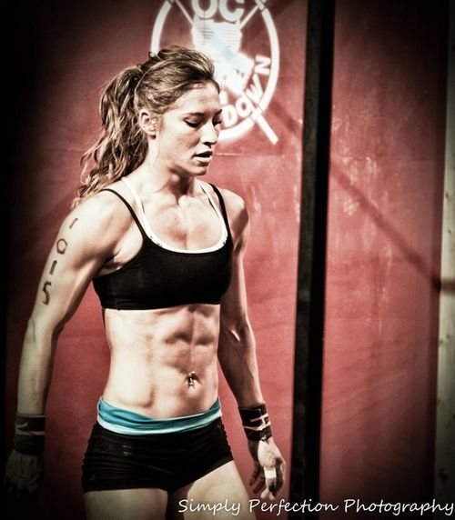 Same height, same weight. Andrea Ager = mad lady crush. This is the 'me' I'm aiming for.