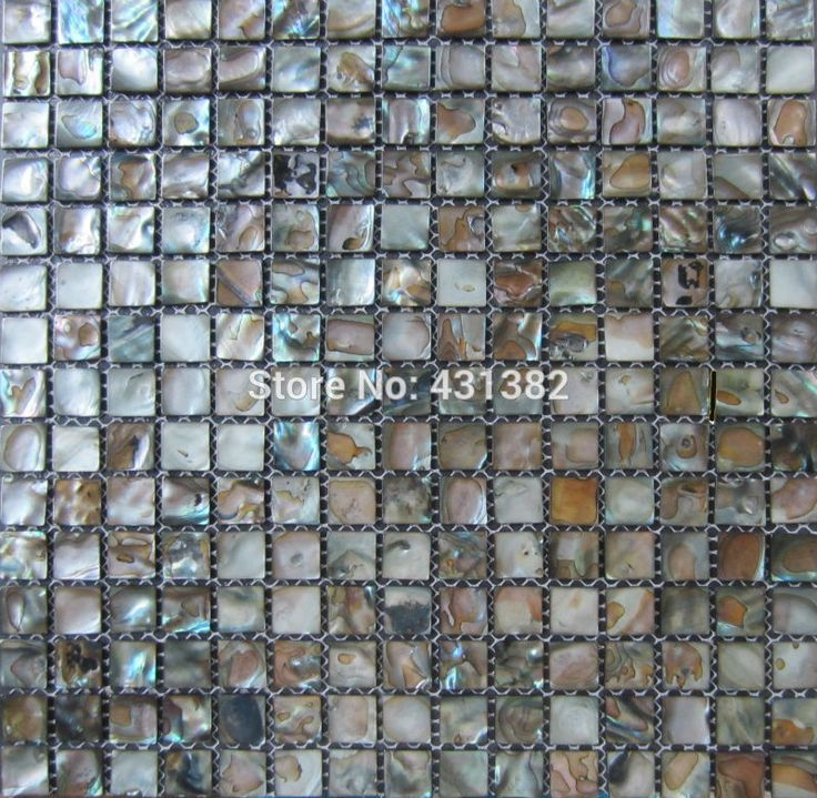 Cheap mosaic shell tile, Buy Quality tile mosaic directly from China mosaic tile for pool Suppliers: 2017 new style HYRX shell mosaic tiles , shell Dye dark black color ,Decorative river shell Mother Of Pearl Mosaic Tile