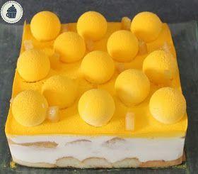 Le Tiramisu ... au citron - La gourmandise selon Sandrine !