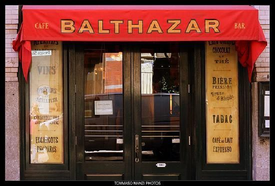Balthazar Restaurant Sunday Brunch SoHo