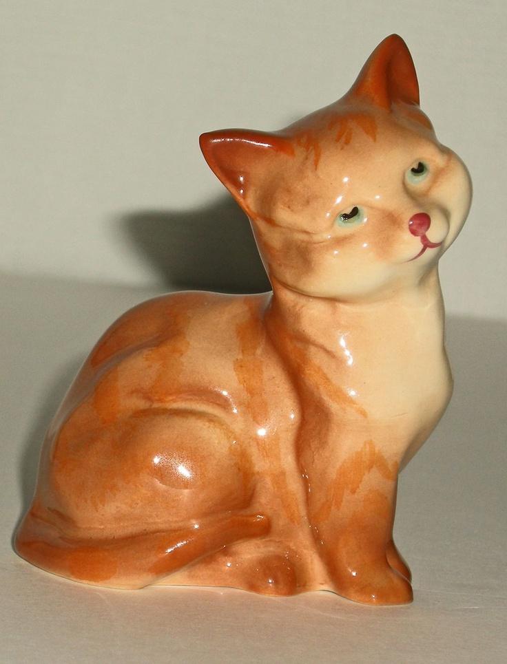Cat Girl Minature Figurine