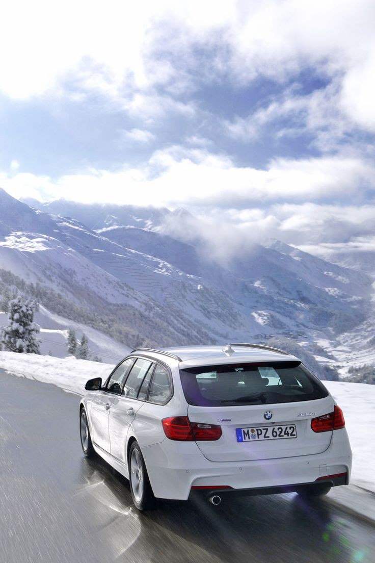 BMW 320d (2013) Touring xDrive