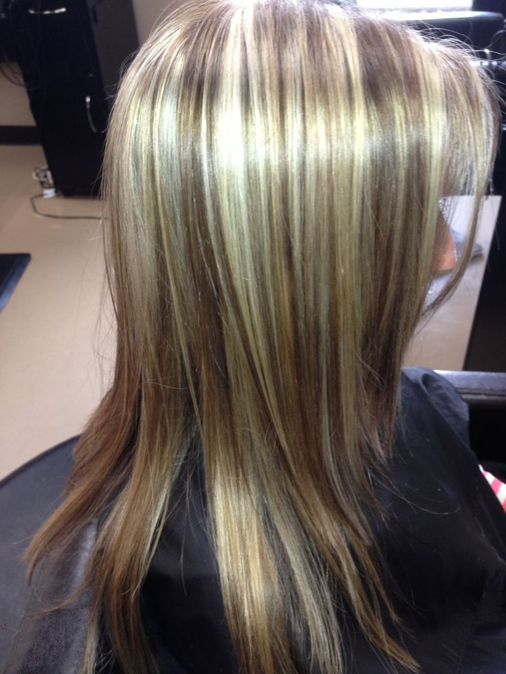 Foil Placement For Highlights And Lowlights | newhairstylesformen2014 ...