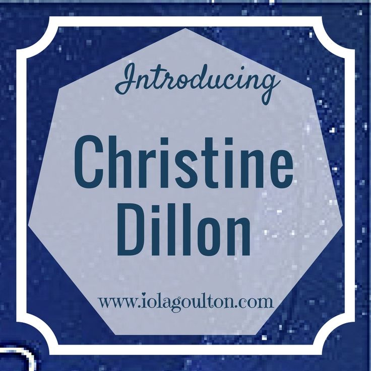 Author Interview | Introducing Christine Dillon + Grace in Strange Disguise (and giveaway ends 9 Oct 2017)