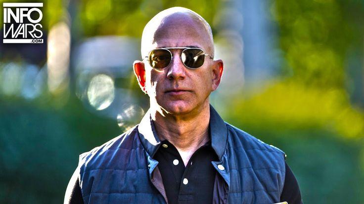 Monopoly Man Jeff Bezos Pushes To Shut Down Drudge Report