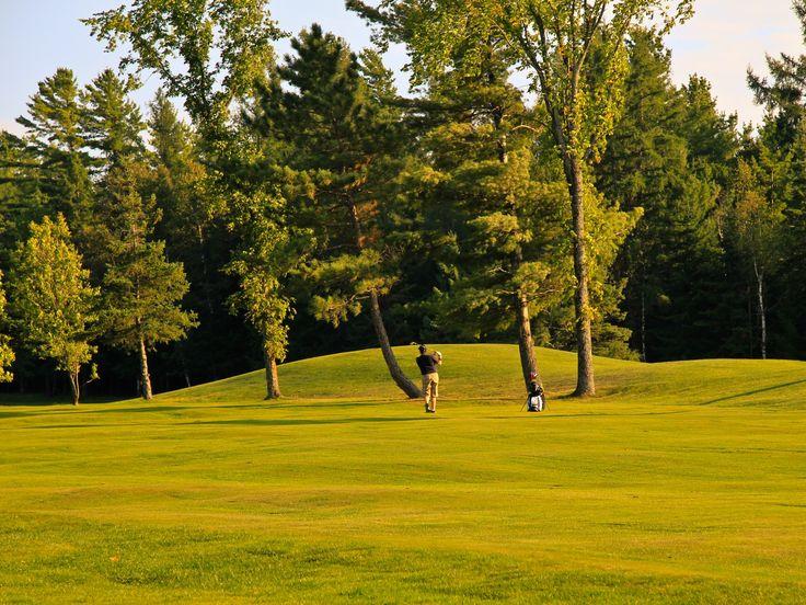 Club de golf et curling de Thetford-Mines