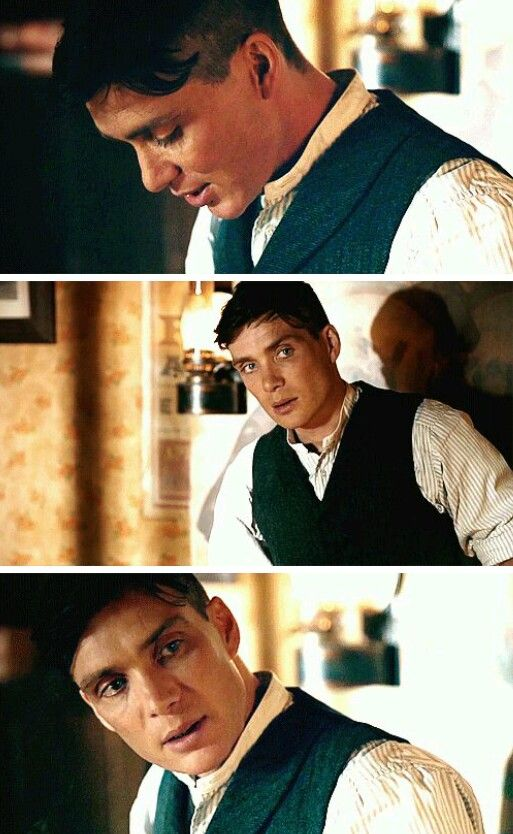 men take note: get this hair cut and/or be Thomas Shelby ❤️