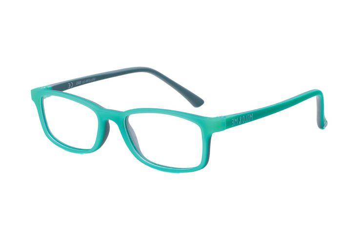 Milo & Me Modell 3 85030 06 Kinderbrille in hellgrün/dunkelgrün | Kinderbrillen werden durch ein spezielles Spritzgussverfahren der Materialien TR90 und weichmacherfreiem TPE hergestellt. Sie sitzen perfekt bei allen Aktivitäten in Sport und Freizeit. Material und Design vermindern deutlich...
