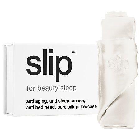 Silk Pillowcase - King - Slip | Sephora: Skin and hair softening, anti wrinkle silk pillow case