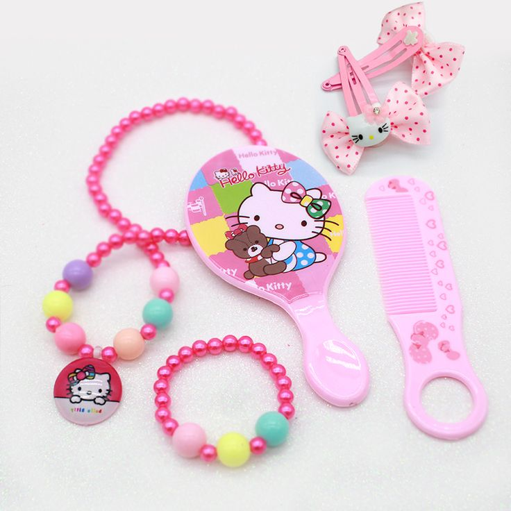 1set Diverse 2016 hello kitty Mickey girls Baby Children  Flowers Beautifully Toddler Hair Accessories Hair Clip Hairpin