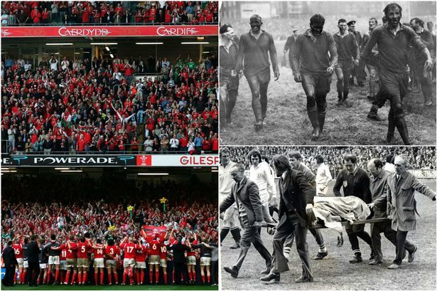 Some of the most iconic Welsh rugby pictures ever taken