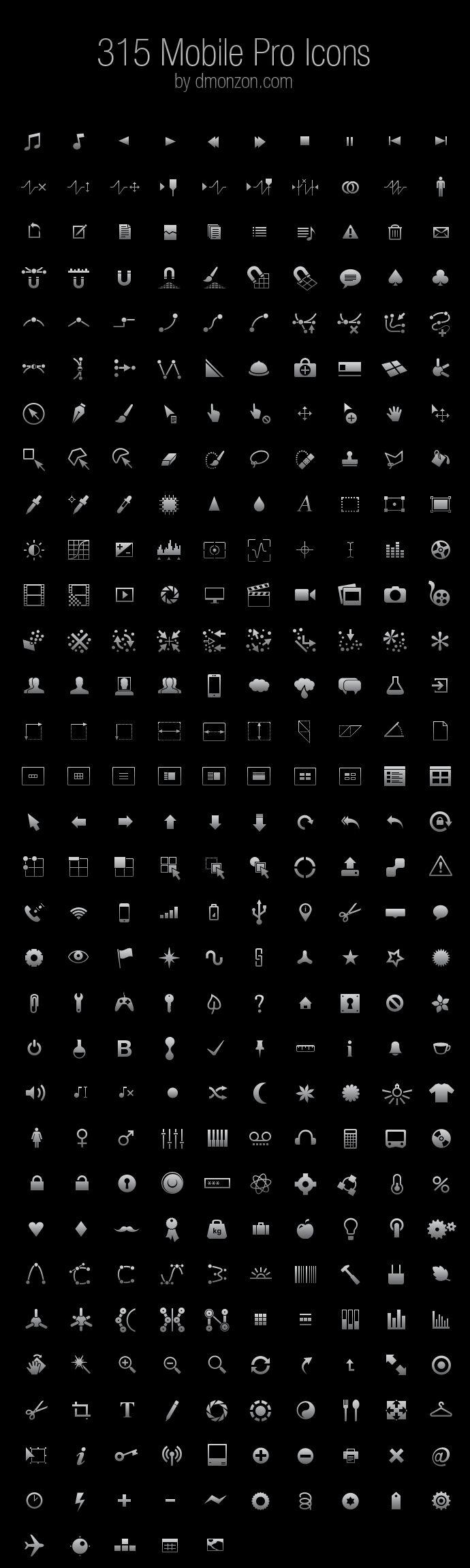 http://dmonzon.com/product/315-mobile-pro-icons/