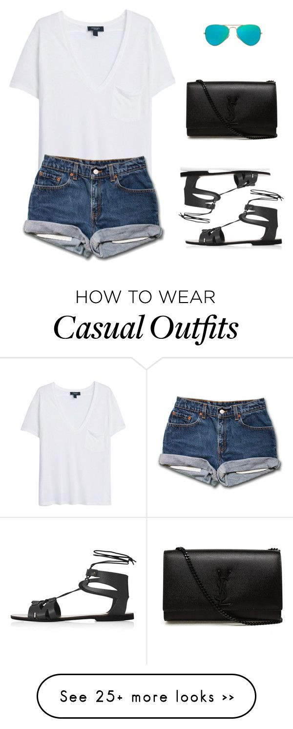 1000+ ideas about Summer Outfits on Pinterest | Outfits, Polyvore and Fashion