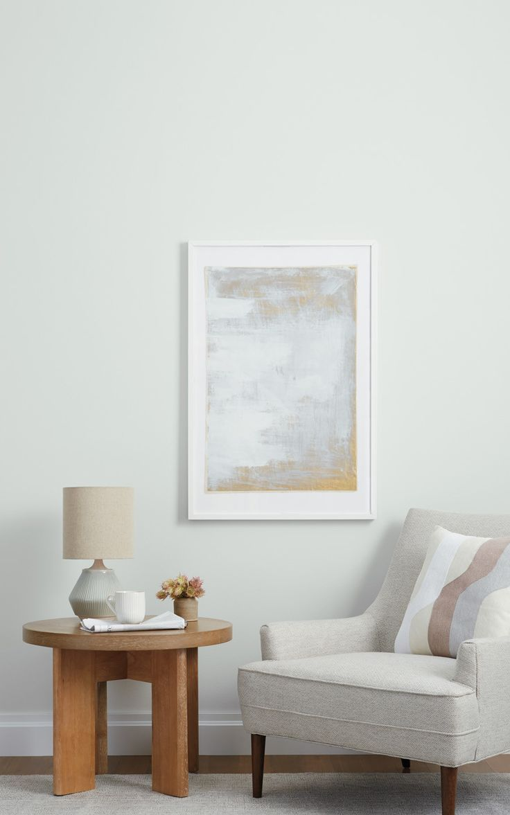 Chill Gray Interior Paint Color By Clare Neutral Paint Colors Neutral Paint Paint Colors For Living Room Living Room Colors Minimalist Living Room Decor #neutral #colors #for #living #room #walls