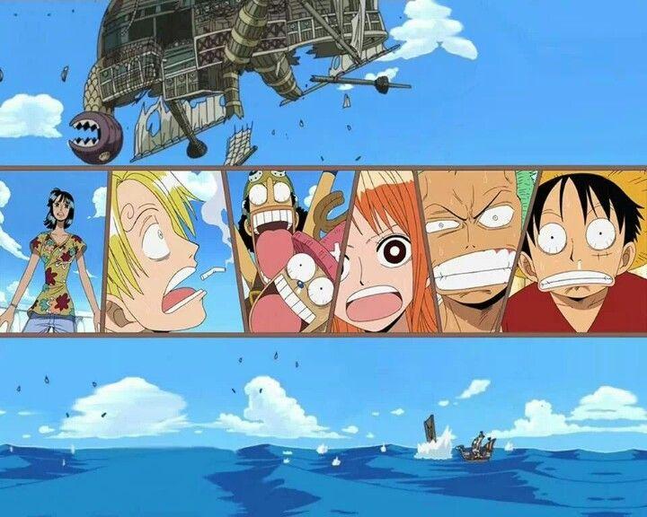 An island in  the sky?!?