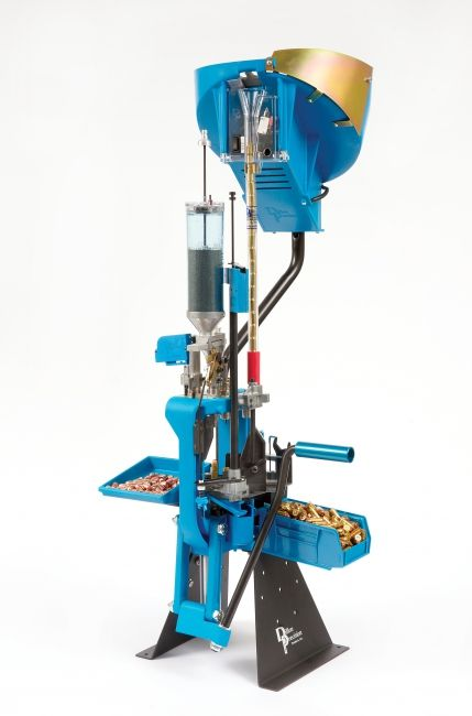 The Dillon Precision XL650.  Want.    http://www.dillonprecision.com/#/content/p/9/pid/23803/catid/1/XL_650