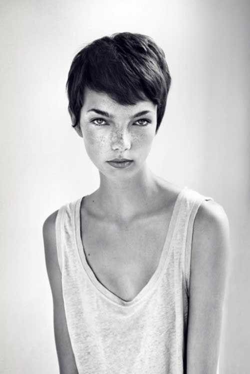 15 süße kurze Mädchen Haarschnitte
