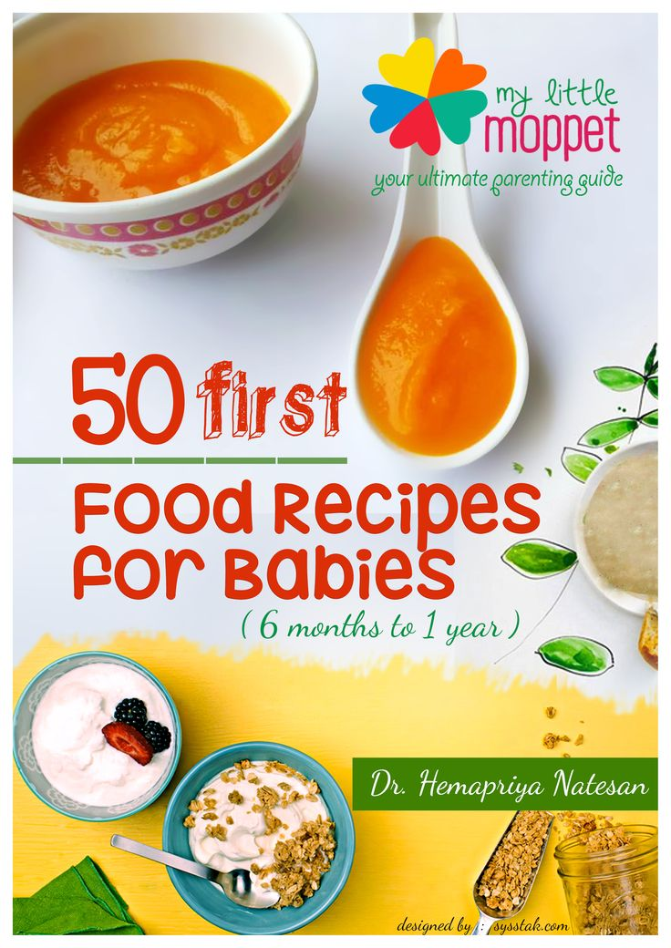 43 best free ebooks images on pinterest baby books children books free e book 50 first food recipes for babies my little moppet forumfinder