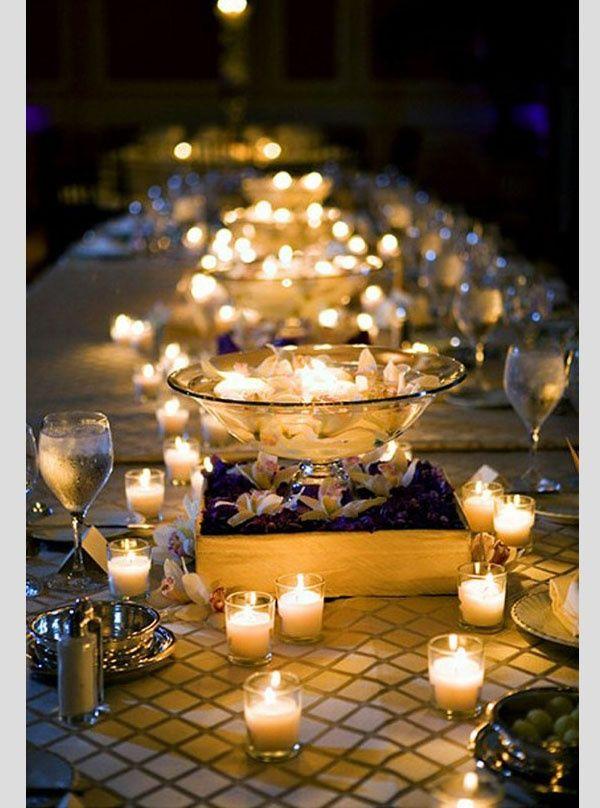 iluminar una velada especial desde una junta con amigos hasta tu cena de año nuevo. ANÍMATE!