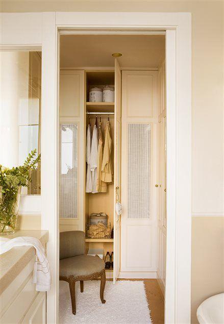 Baño Vestidor Pequeno:pequeño vestidor more cabinets bathroom with deco pequeño vestidor