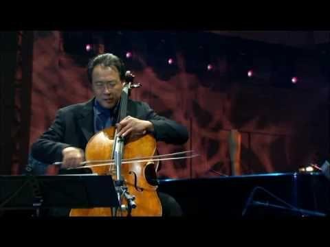 Yo-Yo Ma and Chris Botti Live in Boston with the Boston Pops Orchestra ~ Ennio Morricone's Cinema Paradiso