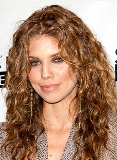 Long Curly Hair With Bangs Hair Pinterest Long Curly Hair