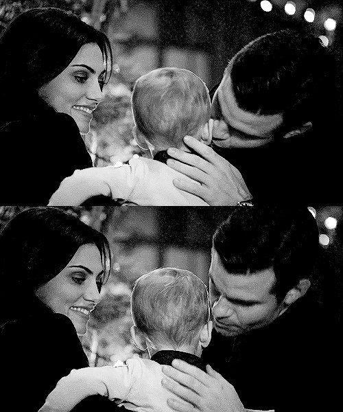 Hayley + Hope + Elijah.