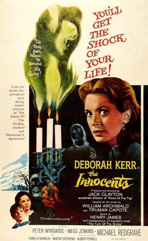 The Innocents Poster - The Innocents (1961 film) - Wikipedia, the free encyclopedia