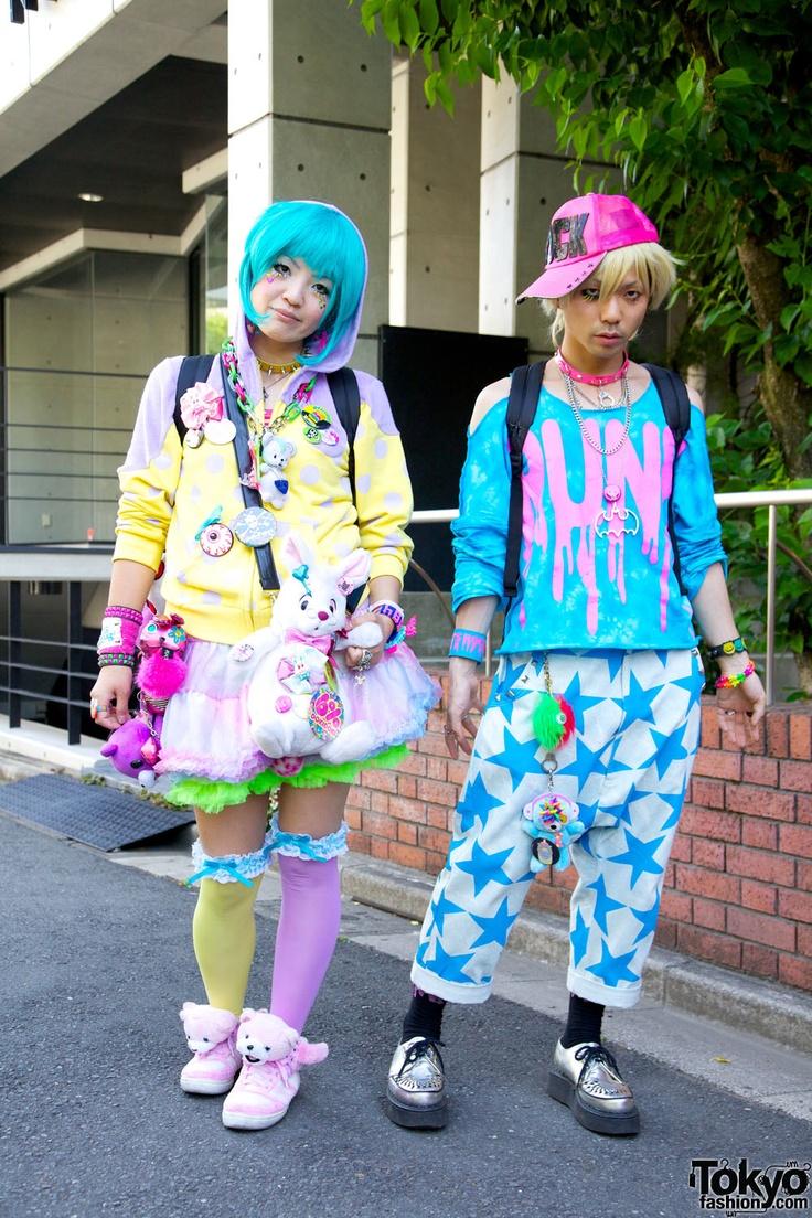 688 Best Japanese Pop Culture Images On Pinterest Kawaii Fashion Harajuku Fashion And